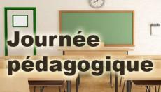 Journée pédagogique du vendredi 4 décembre 2015