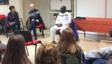 Une école du Mali remercie le collège Sainte Anne