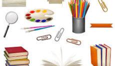 Listes des fournitures scolaires pour la rentrée 2020 / 2021
