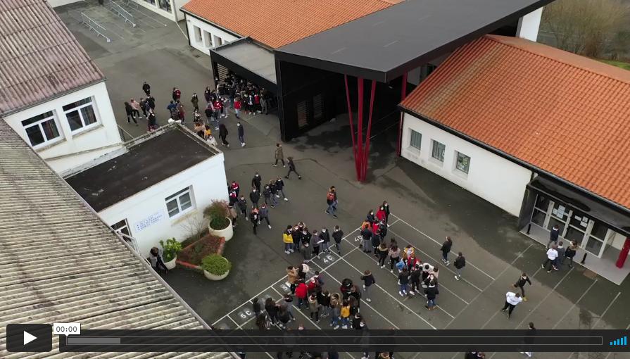 Vidéo de présentation du collège