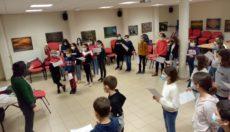 Initiation au théâtre pour les élèves de 6°